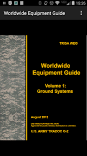 Worldwide Equipment Guide