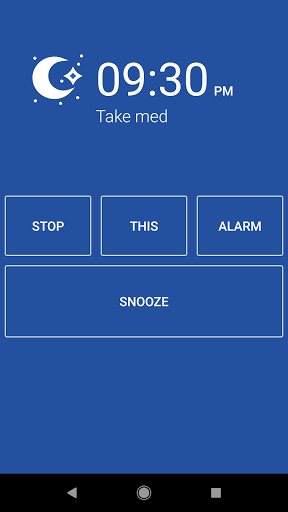 Simple Alarm Clock Free android2mod screenshots 10