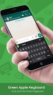 Green Apple Keyboard 2.4.3 Screenshots 3