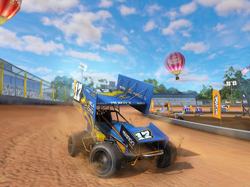 Dirt Trackin Sprint Cars 3.2.5 screenshots 17