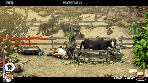 Neighbours back From Hell Varies with device screenshots 8