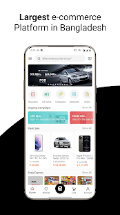 Evaly - Online Shopping Mall 2.9.29 Screenshots 1