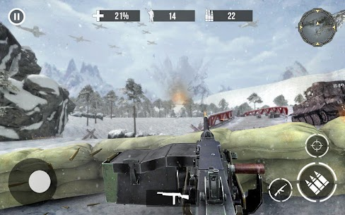 Call of Sniper WW2: Final Battleground War Games 3.3.8 Apk + Mod 5