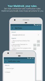 MailDroid - Free Email Application