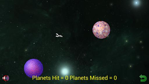 planet runner game screenshot 2