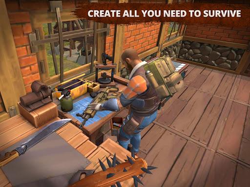 Days After: Zombie Survival Game. Apocalypse War  screenshots 11
