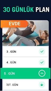 30 Günlük Zorlu Fitness Görevi Apk İndir 2