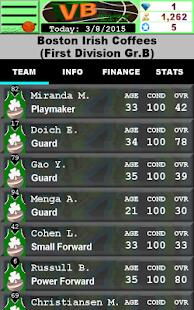Virtual Basket Manager Mobile