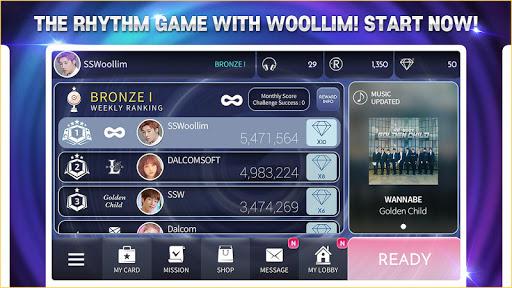 SuperStar WOOLLIM  screenshots 2