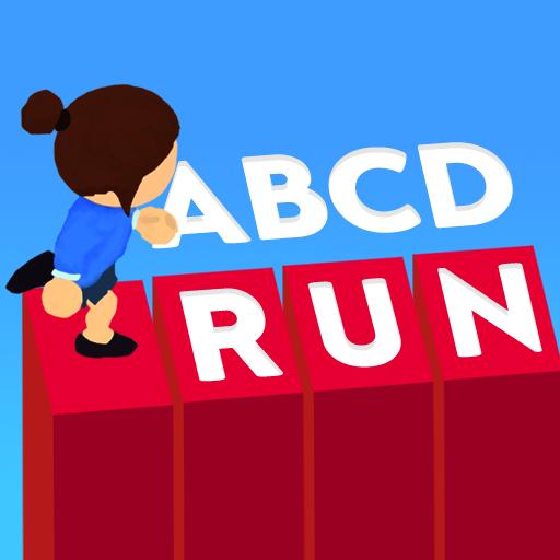 Type Runner - Type ABCD to Run
