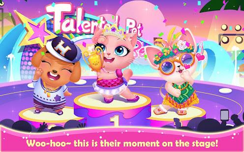 Talented Pet Beach Show screenshots 3