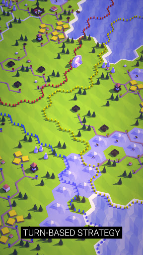 Abstrrkt Explorers - Turn Based Strategy  screenshots 4