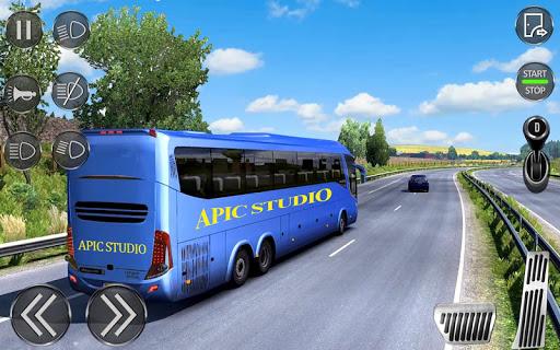 City Coach Bus Driving Sim : Bus Games 2020 0.2 Screenshots 6