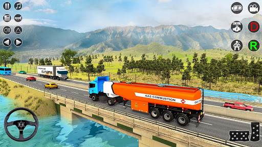 American truck driver simulator: USA Euro Truck screenshots 5
