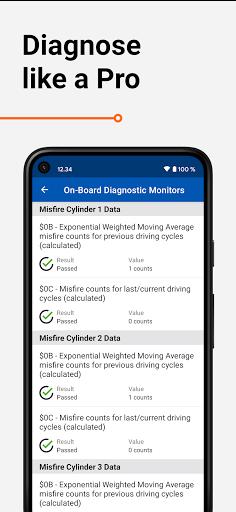 OBD Auto Doctor - ELM327 & OBD2 car scanner tool  Screenshots 6