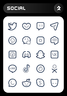 DOI icons APK (PAID) Free Download Latest 3