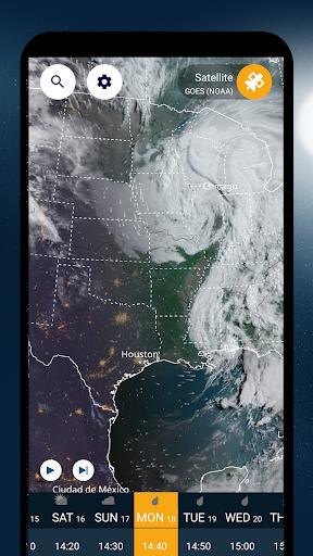 Ventusky: Weather Maps 14.0 Screenshots 6