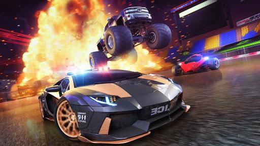 Télécharger Drift Wars - Multiplayer APK MOD (Astuce) screenshots 3