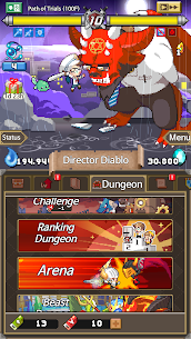 Dungeon Corporation MOD APK 3.63 (God Mode) 7