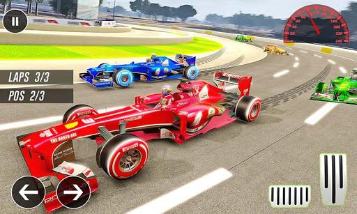 Light Formula Car Racing Games: Top Speed Car Game  Screenshots 3