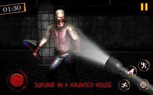 Code Triche The Scary Twins 3D - Horror Death Escape Game 2021 APK MOD (Astuce) screenshots 2