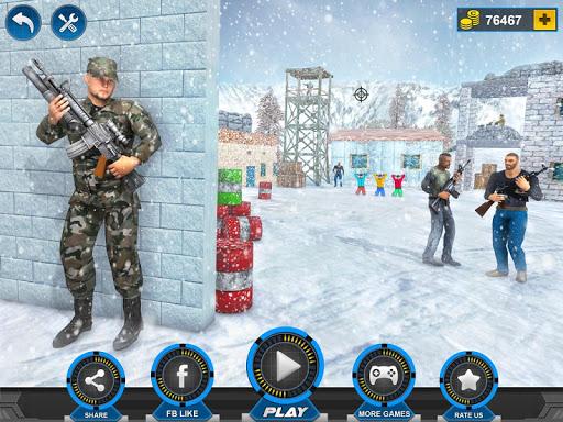 Combat Shooter: Critical Gun Shooting Strike 2020 2.3 screenshots 10