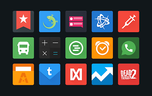 Quada - Icon Pack