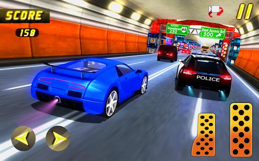 Car Racing in Fast Highway Traffic 2.1 screenshots 9