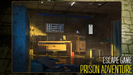 Escape game:prison adventure Apk 1