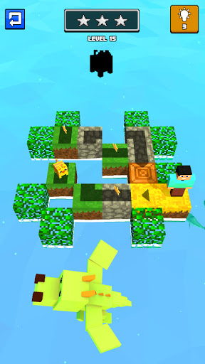 Unblock Craftsman : Craft Of War 1.3 screenshots 17