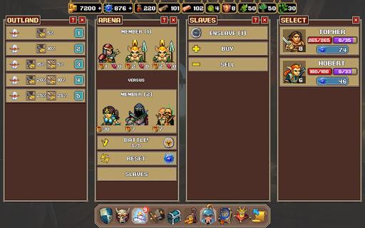 Royal Merchant: Shop Sim RPG 0.882 screenshots 24
