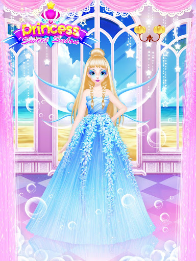 Princess Dress up Games - Princess Fashion Salon 1.30 Screenshots 6
