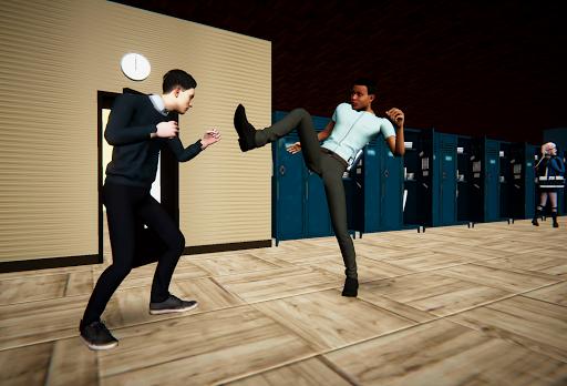 Bad Guys Fight at School 1.4 screenshots 2