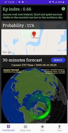 Aurora Forecastのおすすめ画像1