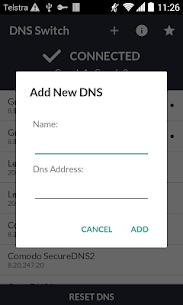 DNS Switch – Unlock Region Restrict Mod Apk (Pro Features Unlocked) 3