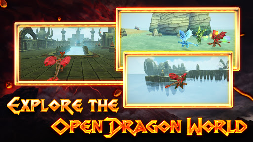Dragon ERA Online: 3D Action Fantasy Craft MMORPG 5.0 screenshots 3