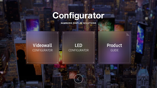 Samsung Configurator  screenshots 1