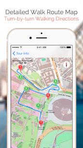 Izmir Map and Walks Pro Cracked APK 4