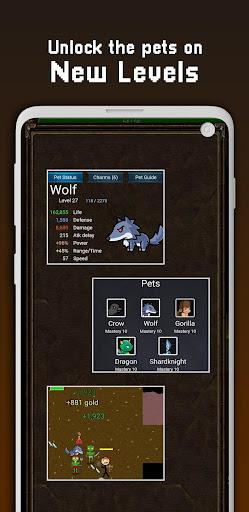 Rogue Dungeon RPG  screenshots 3
