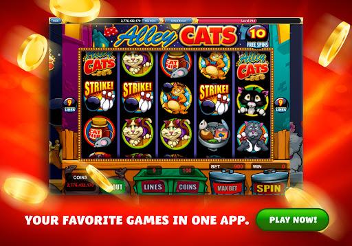 Clickfun Casino Slots 2.1.2 screenshots 5