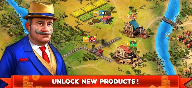 Idle Train Empire Mod Apk (Unlimited Money/Gold) 2