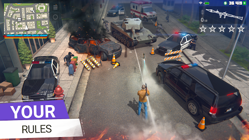 Grand Criminal Online apkpoly screenshots 4