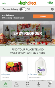 Download FreshDirect: Grocery Food & for Windows PC and Mac 2