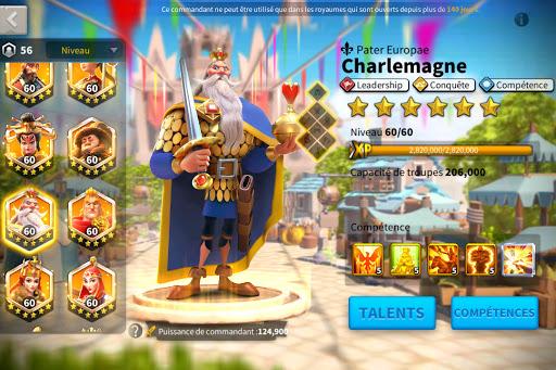 Code Triche Rise of Kingdoms: Lost Crusade (Astuce) APK MOD screenshots 6