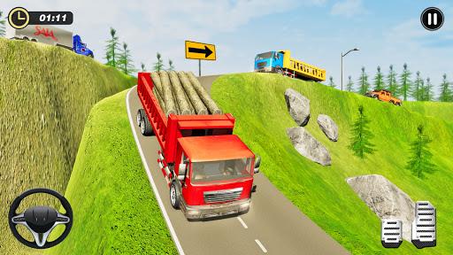 Offroad Truck Driver Cargo:3D Truck Driving Games 1.4 screenshots 1