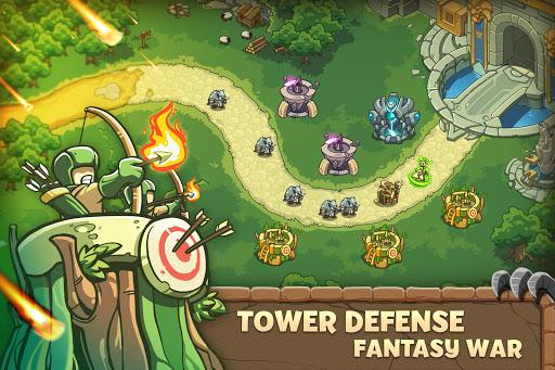 Empire Warriors: Tower Defense TD Strategy Games  screenshots 1