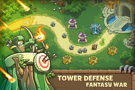 Empire Warriors: Tower Defense TD MOD Apk 2.4.15 (Unlimited Money) 1