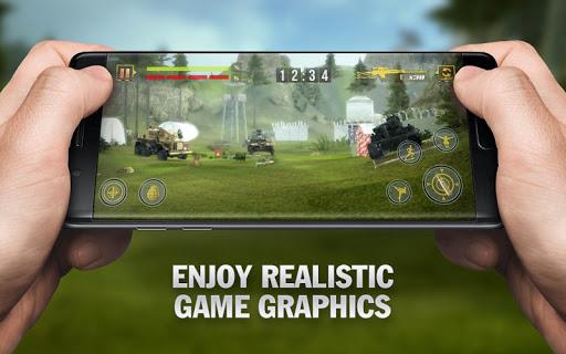 Fort Squad Battleground - Survival Shooting Games  screenshots 3