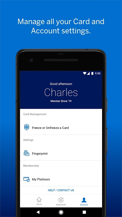 Amex ICC von American Express - (Android Apps) — AppAgg
