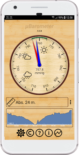 mu Barometer android2mod screenshots 3
